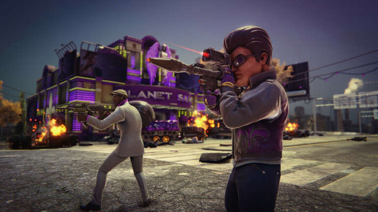 Laggy Cutscenes In Saints Row The Third Remastered