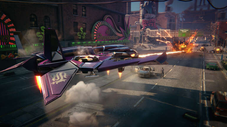 Saints Row: The Third Remastered Save-Game