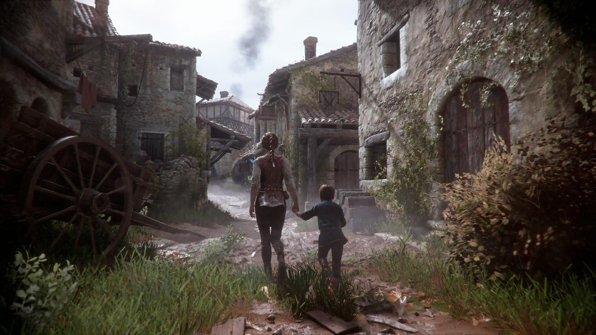 A Plague Tale : Innocence screenshot