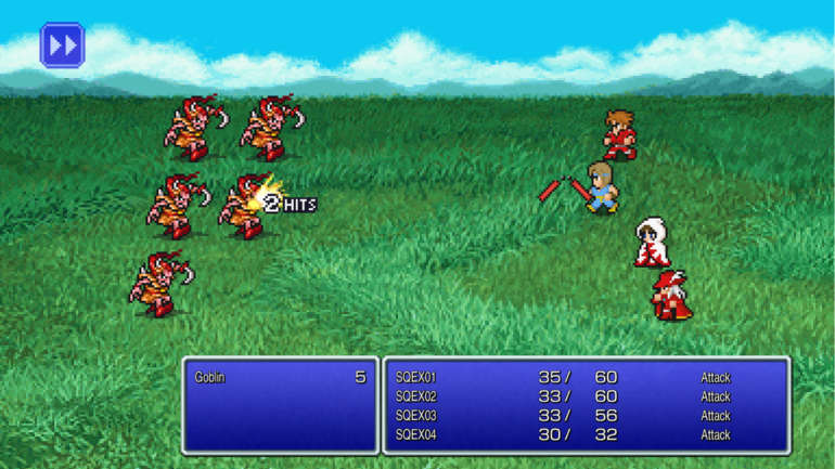 Final Fantasy Pixel Remastered Steam