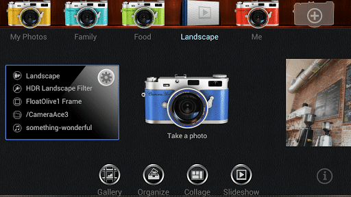 CameraAce Android