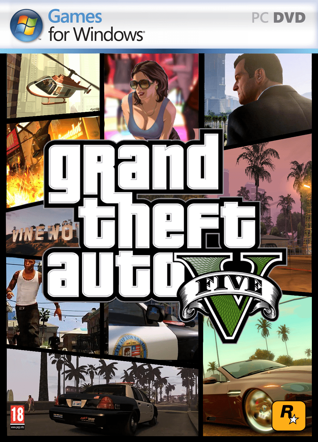 Download Kumpulan Game GTA PC Terlengkap - RonanElektron