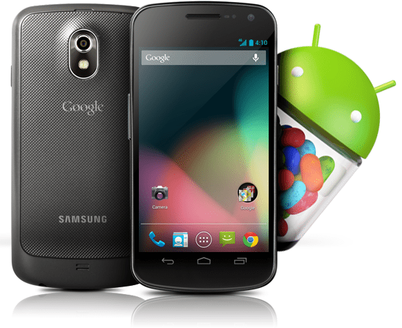 Galaxy Nexus Android Jelly Bean