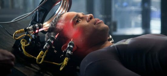 Almost Human -Michael Ealy
