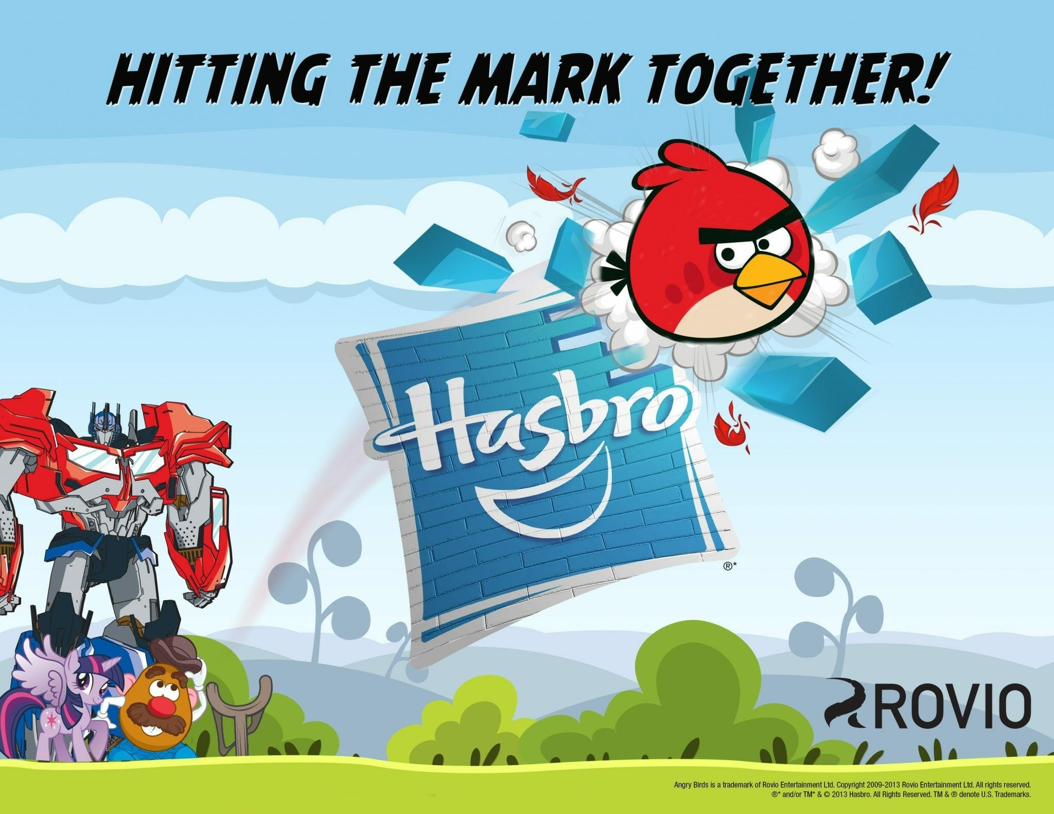 Angry Birds Go, completely new experience from Rovio