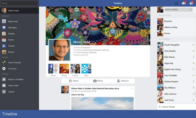 facebook-app-profile