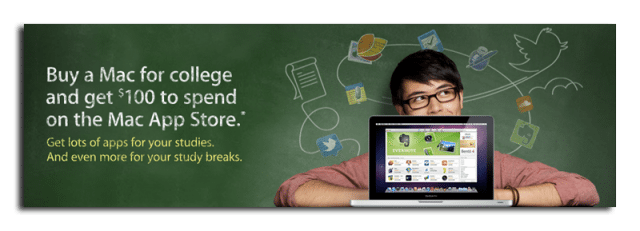 apple 2013 promotion back to school