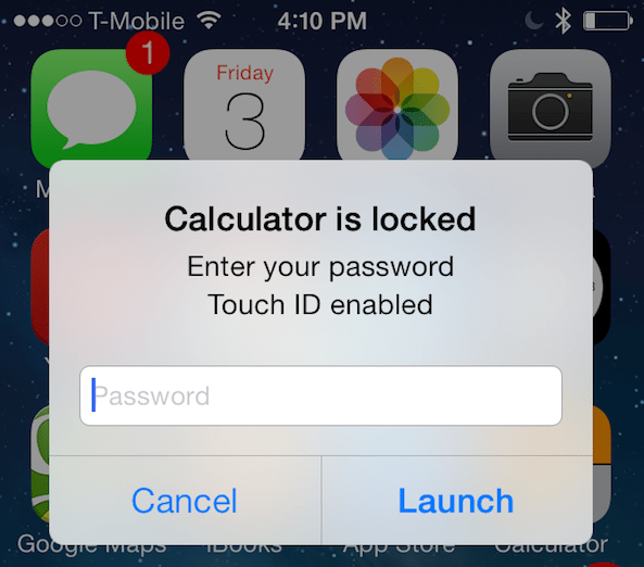 applocker updated for ios 7 brings support for iphone 5s