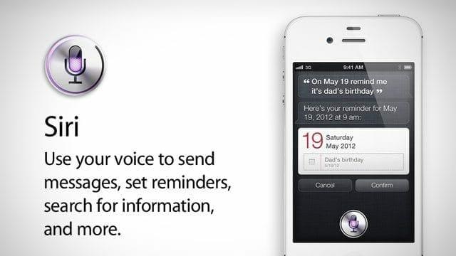 Customize Siri