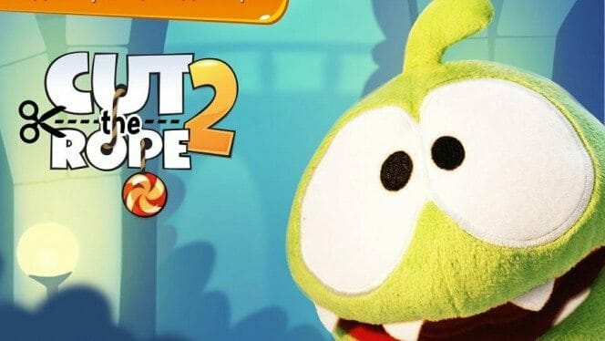 cut the rope 2 the game