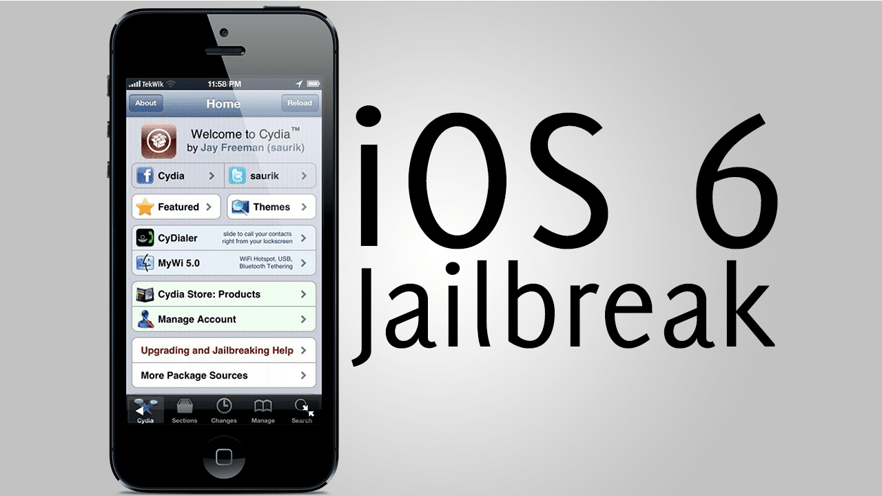 How to Jailbreak iOS 6.1.3 with Redsn0w