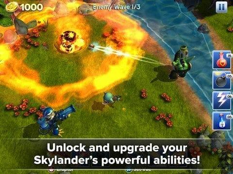 Skylanders battlegrounds for iphone and ipad - Skylanders wallpaper for ipad ...
