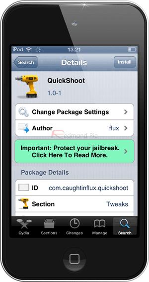 quickshoot-ios