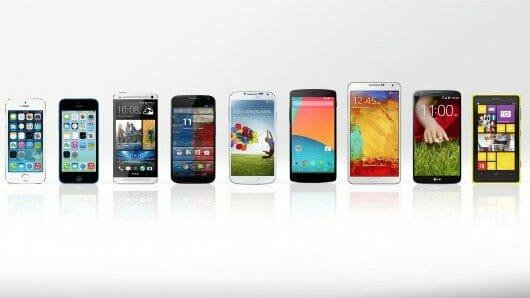 smartphones-of-2013