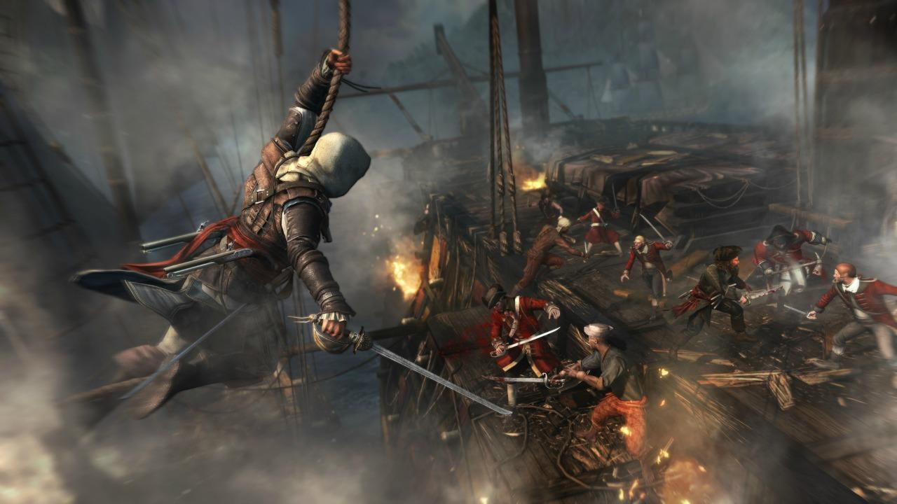 Assassin's Creed IV:Black Flag PC Requirments