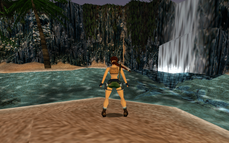 Tomb Raider 1 Cheats Ios