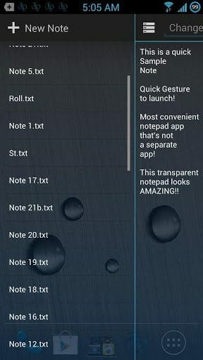 Trigger Android App Laucnher