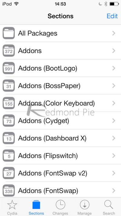 cydia-update-sections