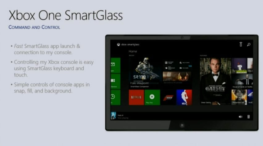 Xbox One Smartglass App Released For Android Ios And